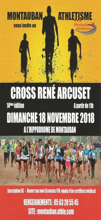 Cross montauban