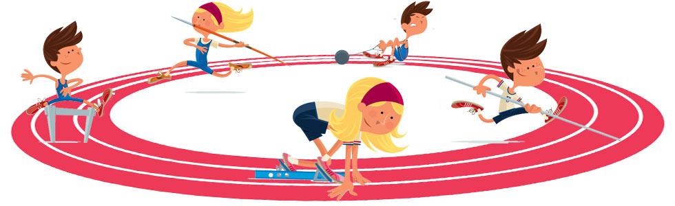 Ecole athle banniere